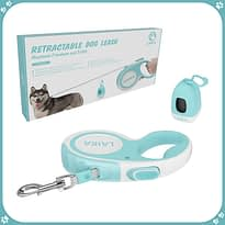 LAIKA Retractable Dog Lead Tangle-Free 2
