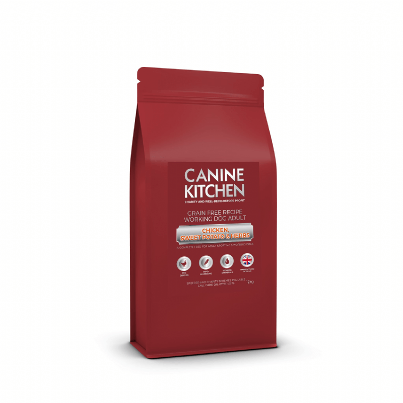 Canine Kitchen Gourmet Dog Food